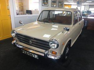 1970 Morris 1300 Saloon at Morris Leslie Auction 25th May For Sale by Auction