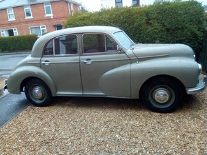 1953 Morris Oxford Mo Solid Car For Sale