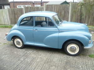 Picture of 1961 MORRIS MINOR SOLD