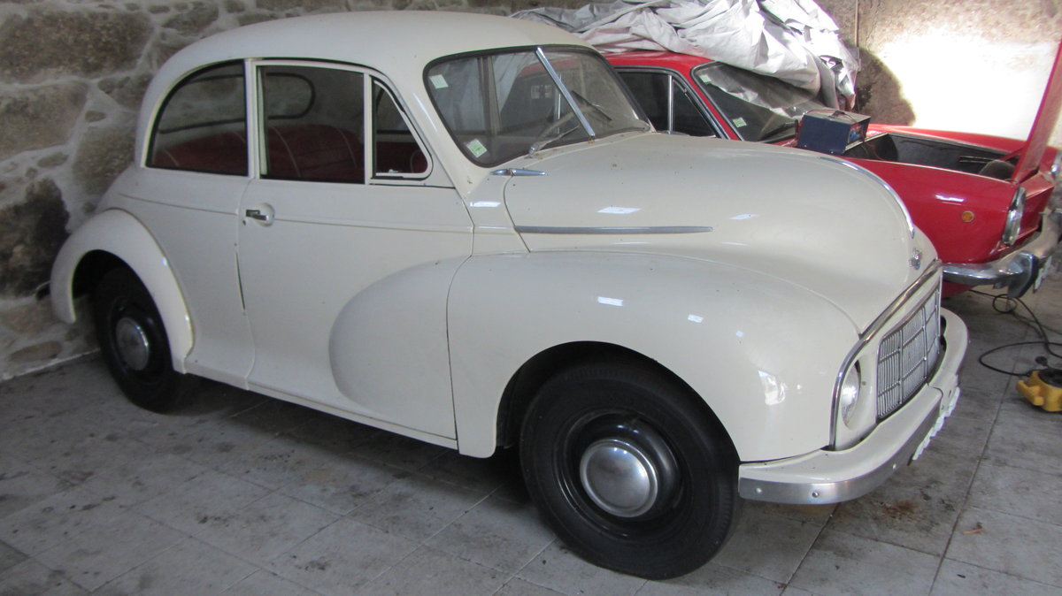 1950 MORRIS MINOR For Sale (picture 1 of 6)
