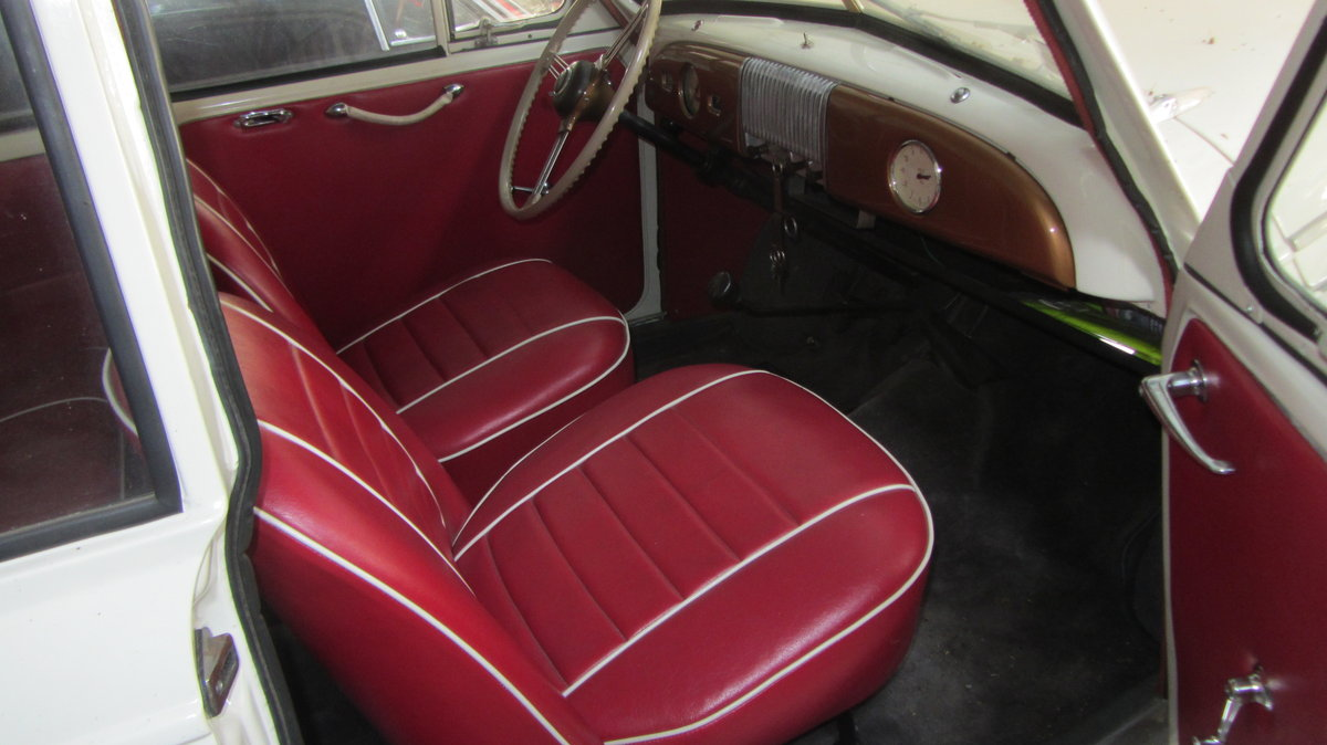 1950 MORRIS MINOR For Sale (picture 2 of 6)