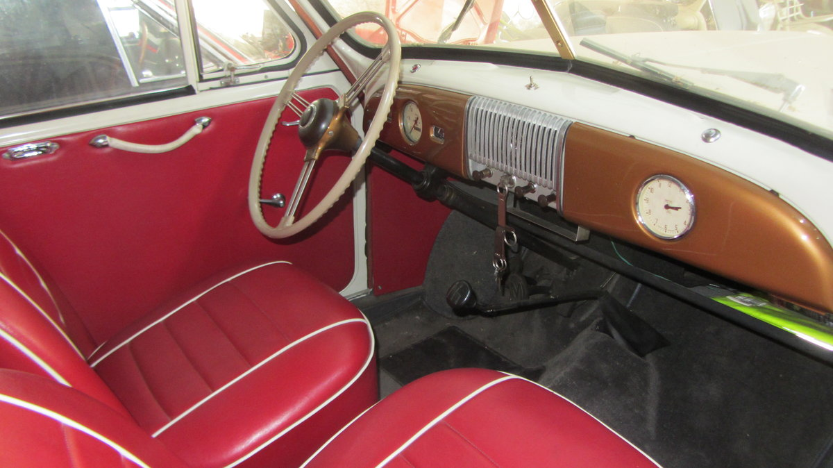 1950 MORRIS MINOR For Sale (picture 3 of 6)