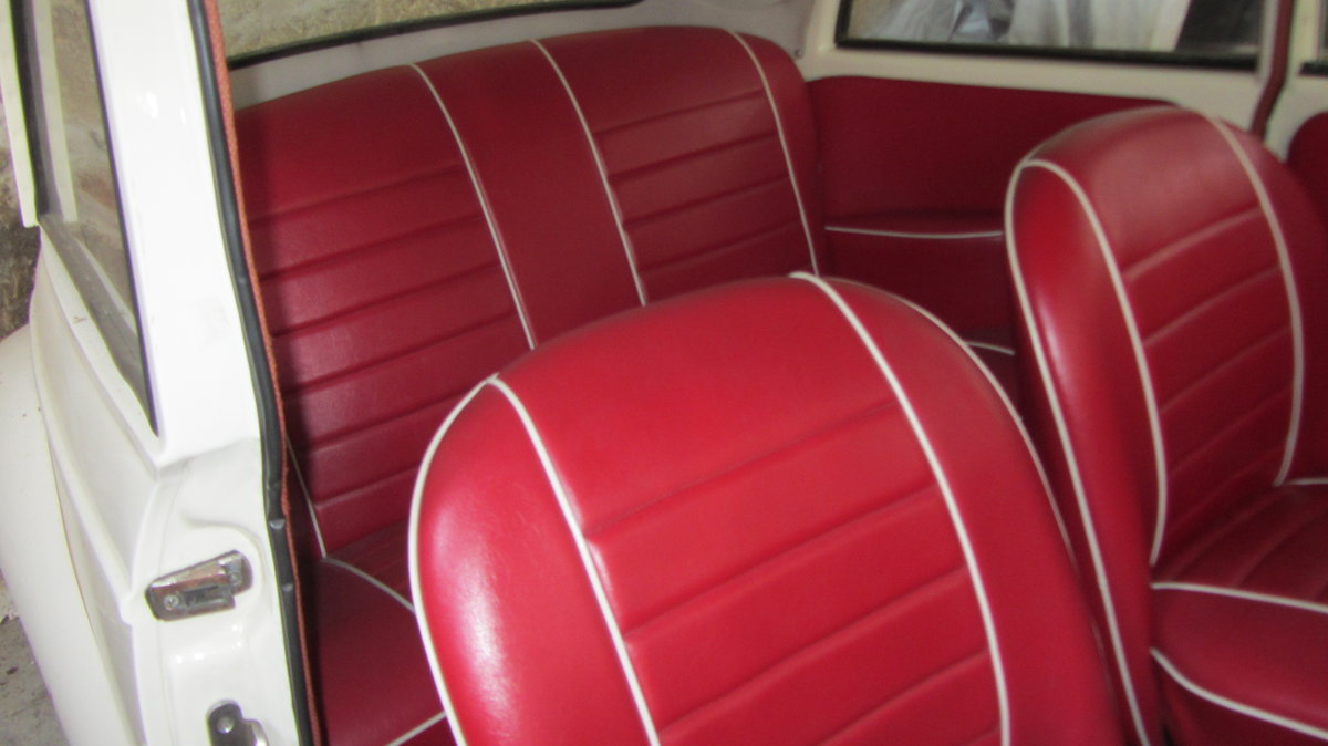 1950 MORRIS MINOR For Sale (picture 5 of 6)