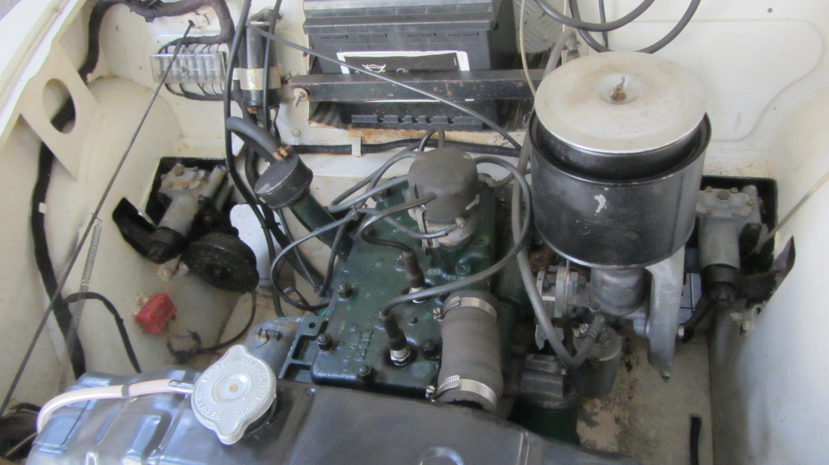 1950 MORRIS MINOR For Sale (picture 6 of 6)