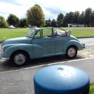 1966 Morris Minor 1000 Convertible For Sale