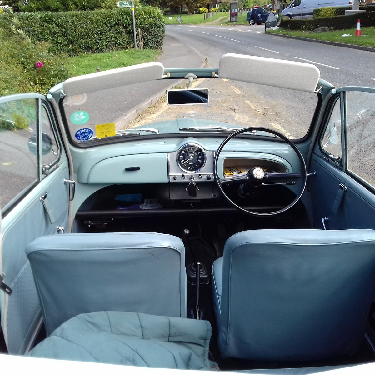 1966 Morris Minor 1000 Convertible For Sale (picture 3 of 6)