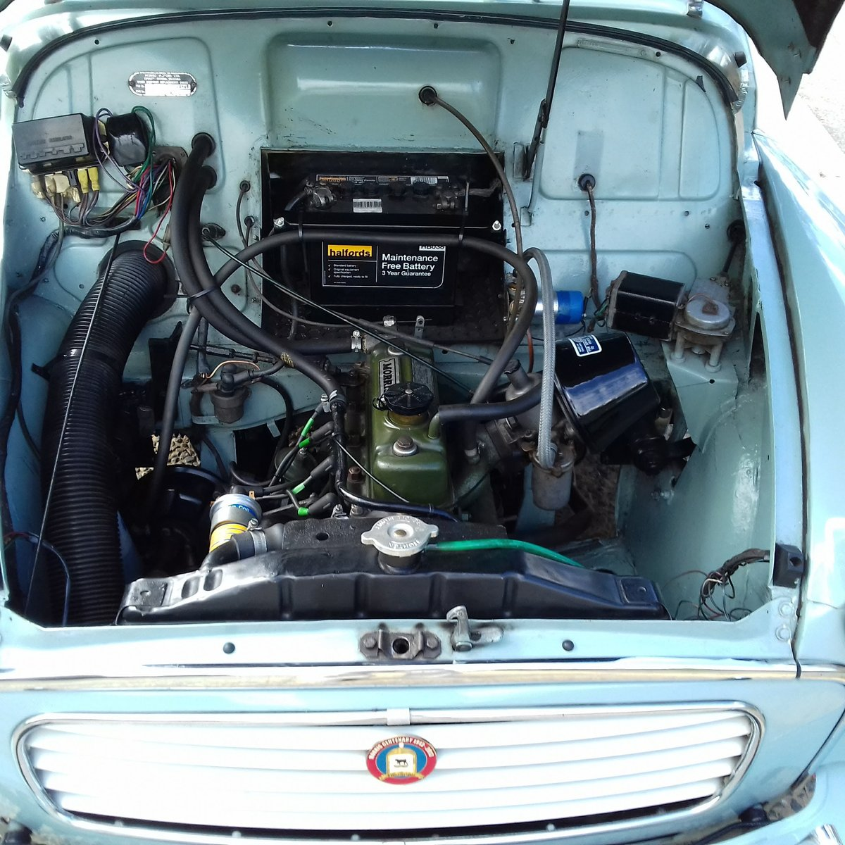 1966 Morris Minor 1000 Convertible For Sale (picture 4 of 6)