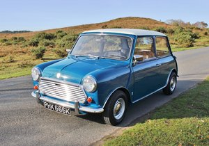 1971 Morris Mini Cooper S MKIII For Sale by Auction