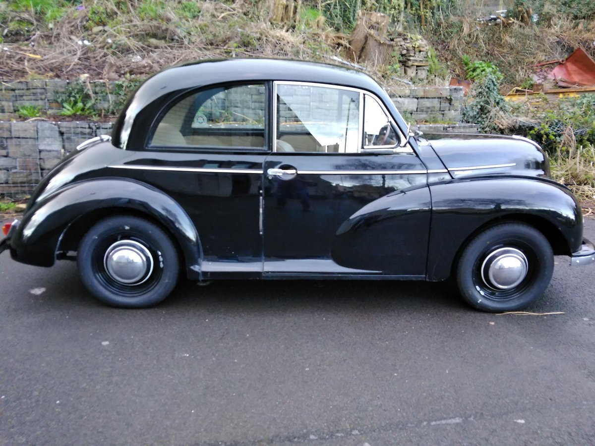 1950 morris minor lowlight For Sale (picture 1 of 6)