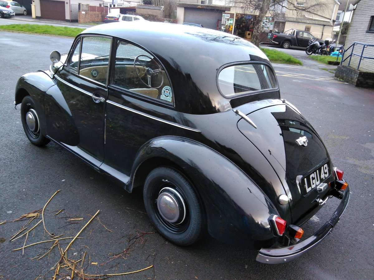 1950 morris minor lowlight For Sale (picture 2 of 6)