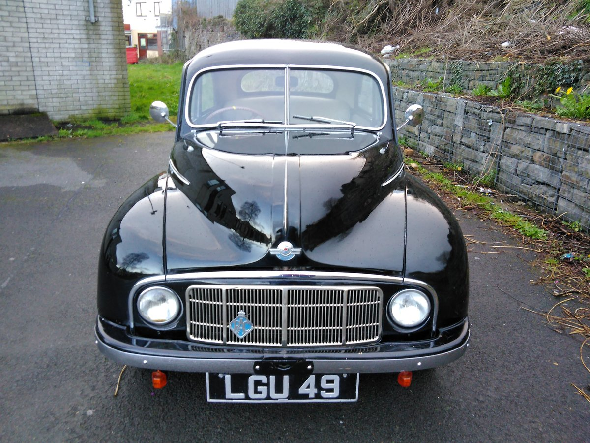 1950 morris minor lowlight For Sale (picture 3 of 6)