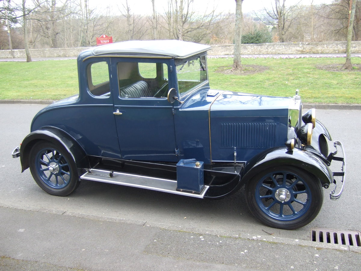 1930 A Lovely Vintage Cowley in fine Order SOLD (picture 1 of 6)