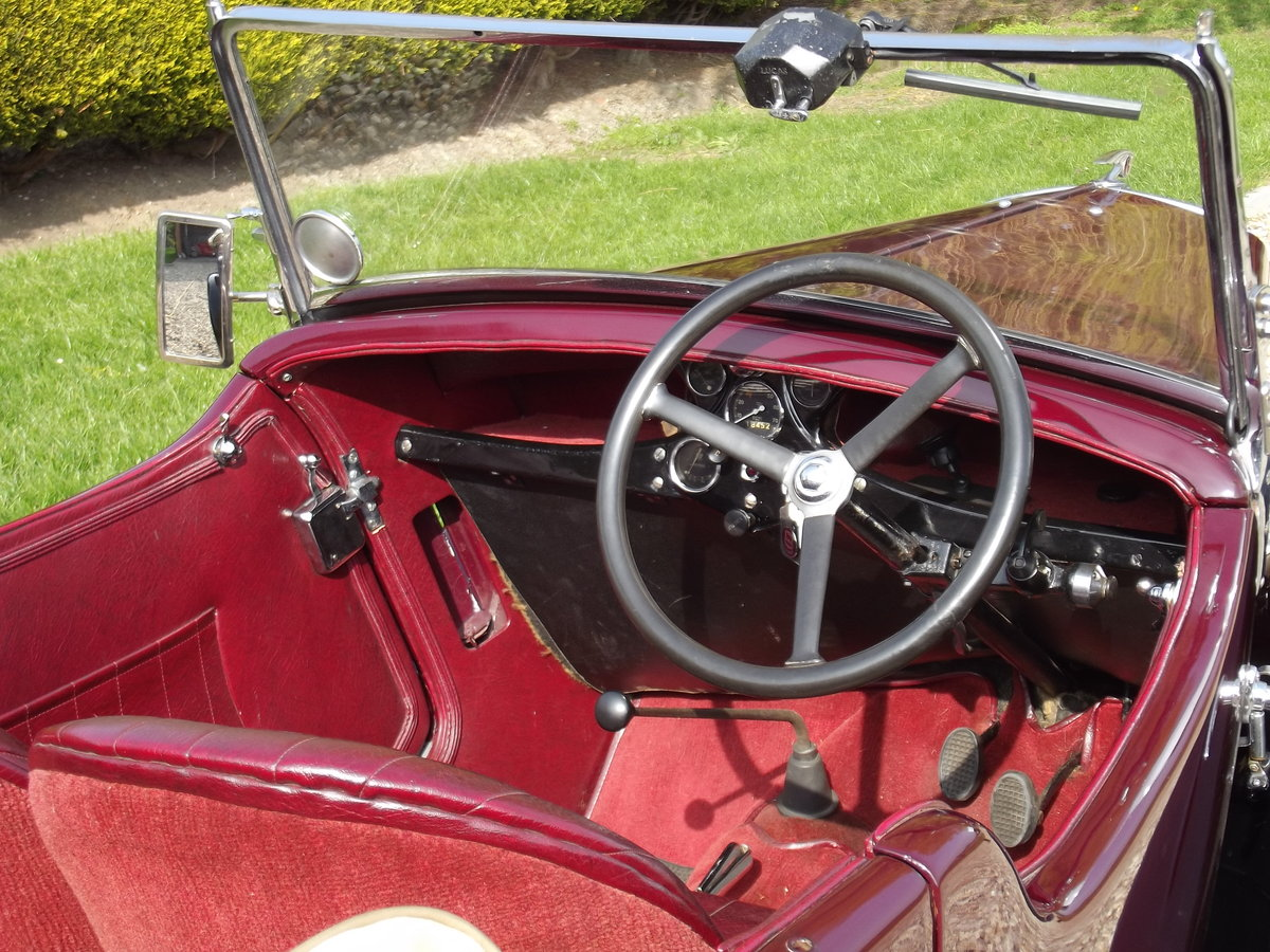 1936 Morris 8HP Series One Four Seater Tourer For Sale (picture 4 of 6)