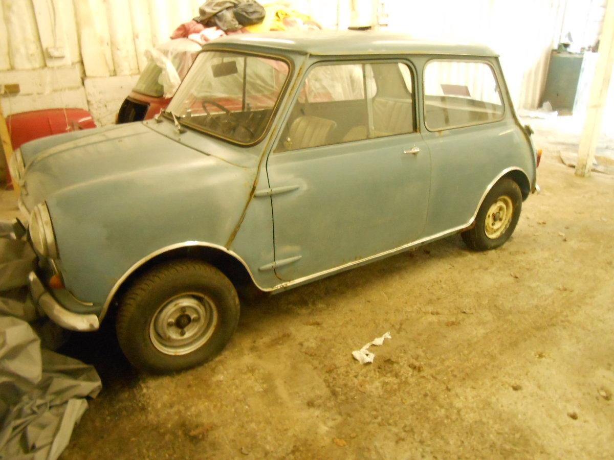 1960 MINI MORRIS MINI MINOR 850 For Sale (picture 2 of 6)