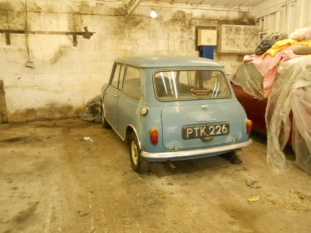 1960 MINI MORRIS MINI MINOR 850 For Sale (picture 4 of 6)