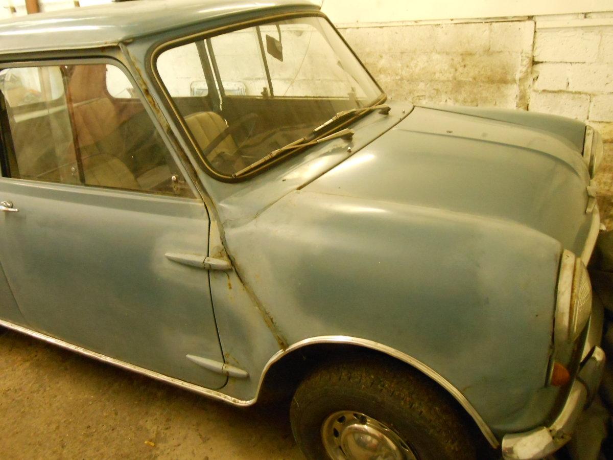 1960 MINI MORRIS MINI MINOR 850 For Sale (picture 5 of 6)