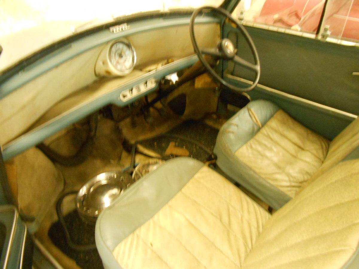 1960 MINI MORRIS MINI MINOR 850 For Sale (picture 6 of 6)
