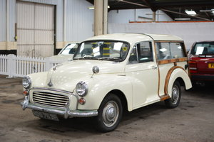 1968 Morris Traveller For Sale by Auction