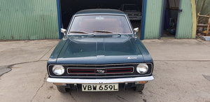 1973 **Morris Marina Coupe 1.8 TC July 20th** For Sale by Auction