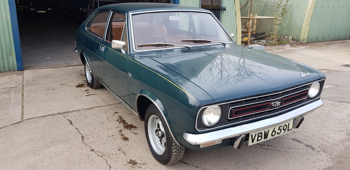 1973 **Morris Marina Coupe 1.8 TC July 20th** For Sale by Auction (picture 2 of 6)