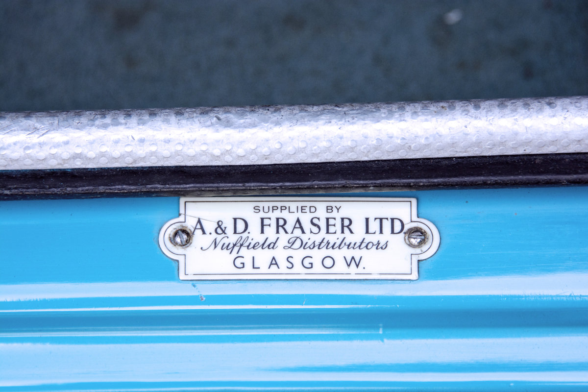 1961 Fraser Downtown Cooper For Sale (picture 5 of 6)