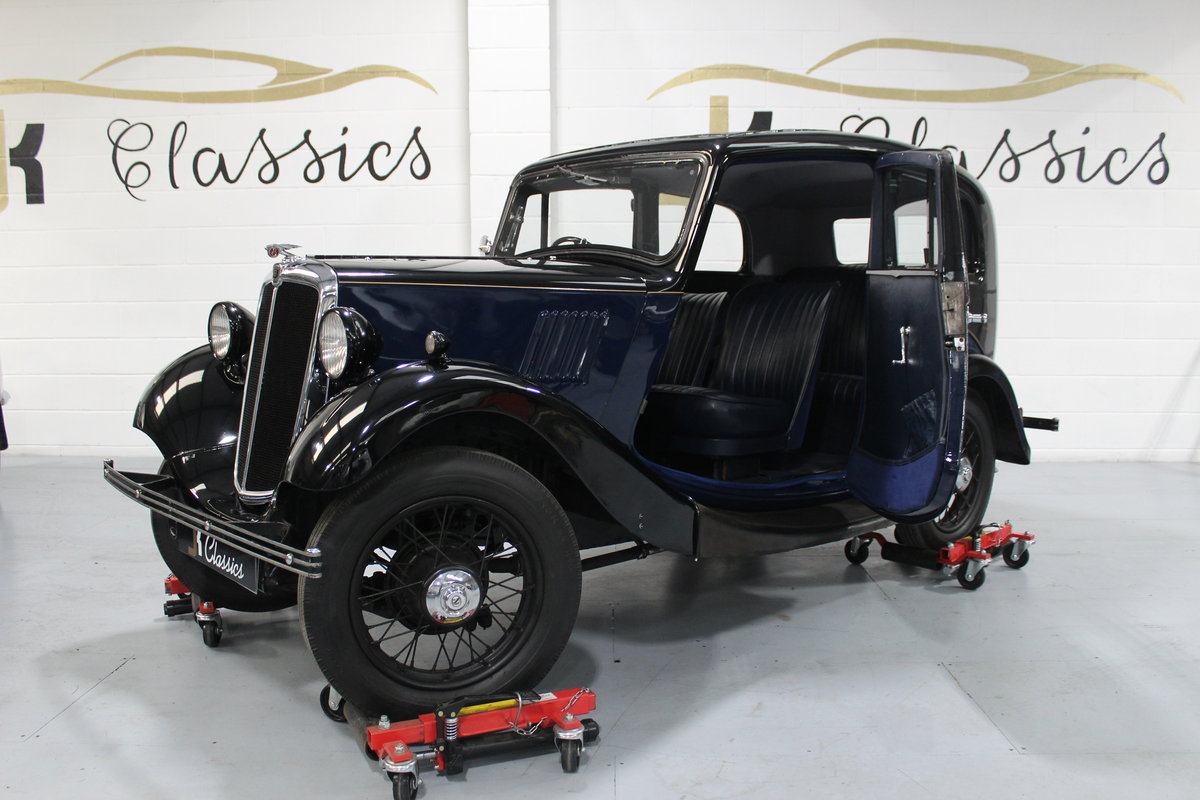 1936 Morris Eight Series One For Sale (picture 1 of 6)