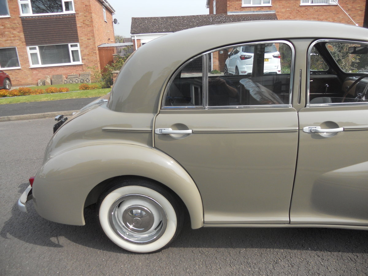 1952 Morris 6  MS For Sale (picture 4 of 6)