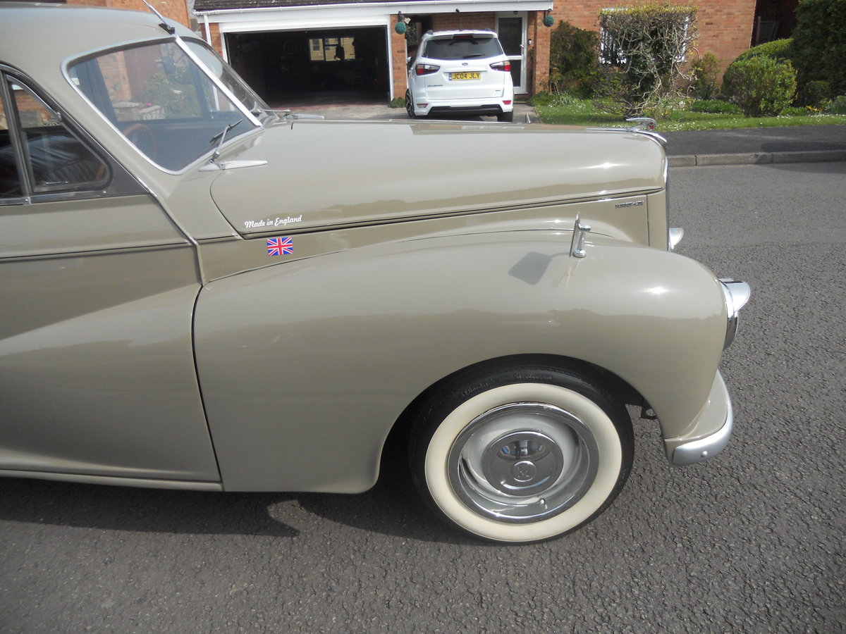 1952 Morris 6  MS For Sale (picture 6 of 6)
