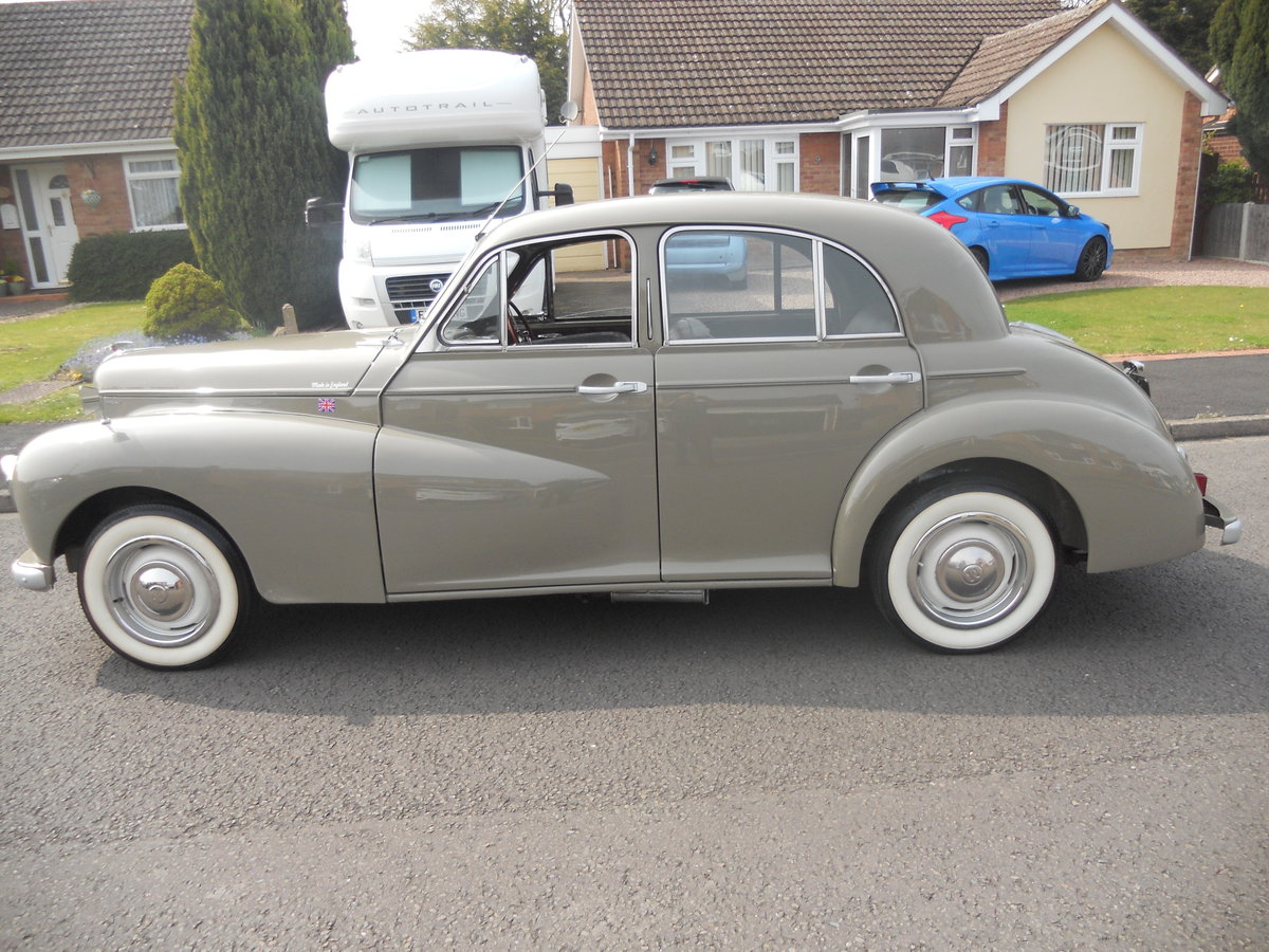 1952 Morris 6  MS For Sale (picture 1 of 6)