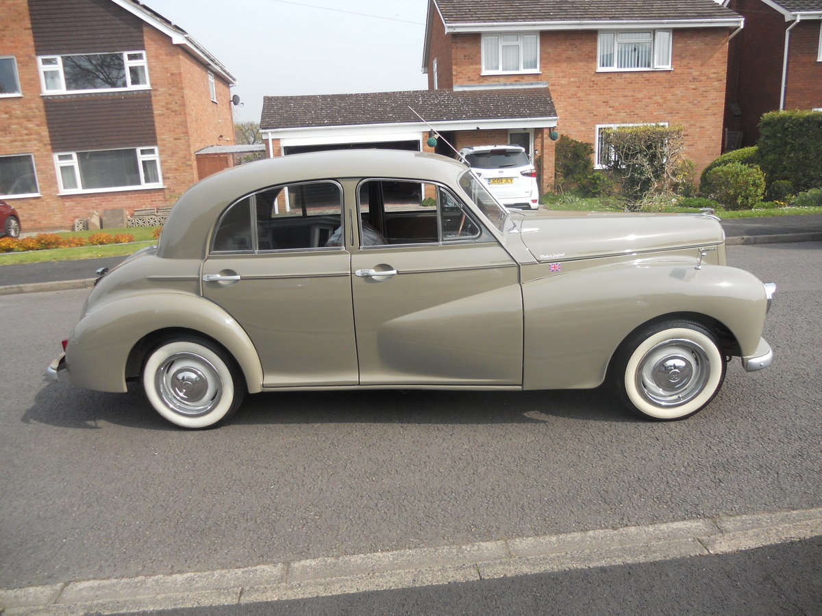 1952 Morris 6  MS For Sale (picture 5 of 6)
