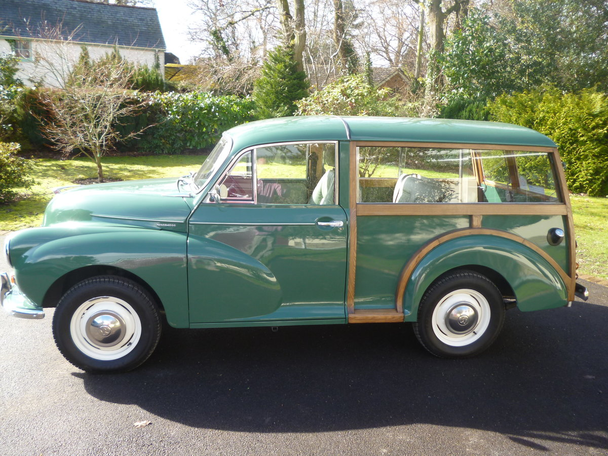 1967 Morris Minor Traveller SOLD (picture 1 of 3)