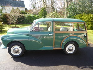 1967 Morris Minor Traveller For Sale