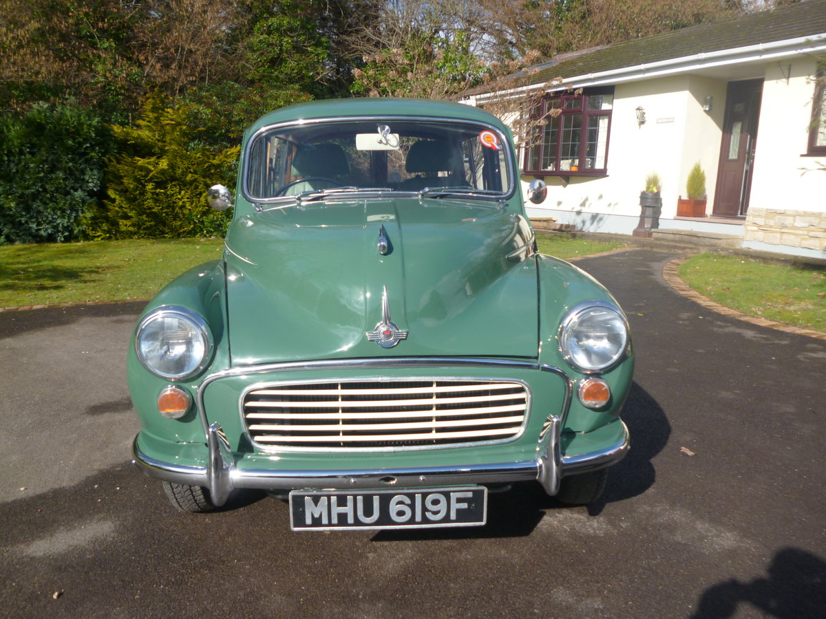 1967 Morris Minor Traveller SOLD (picture 3 of 3)