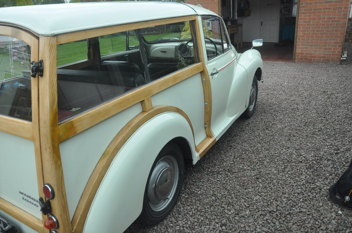 1970 For Sale : Morris Traveller For Sale (picture 3 of 6)
