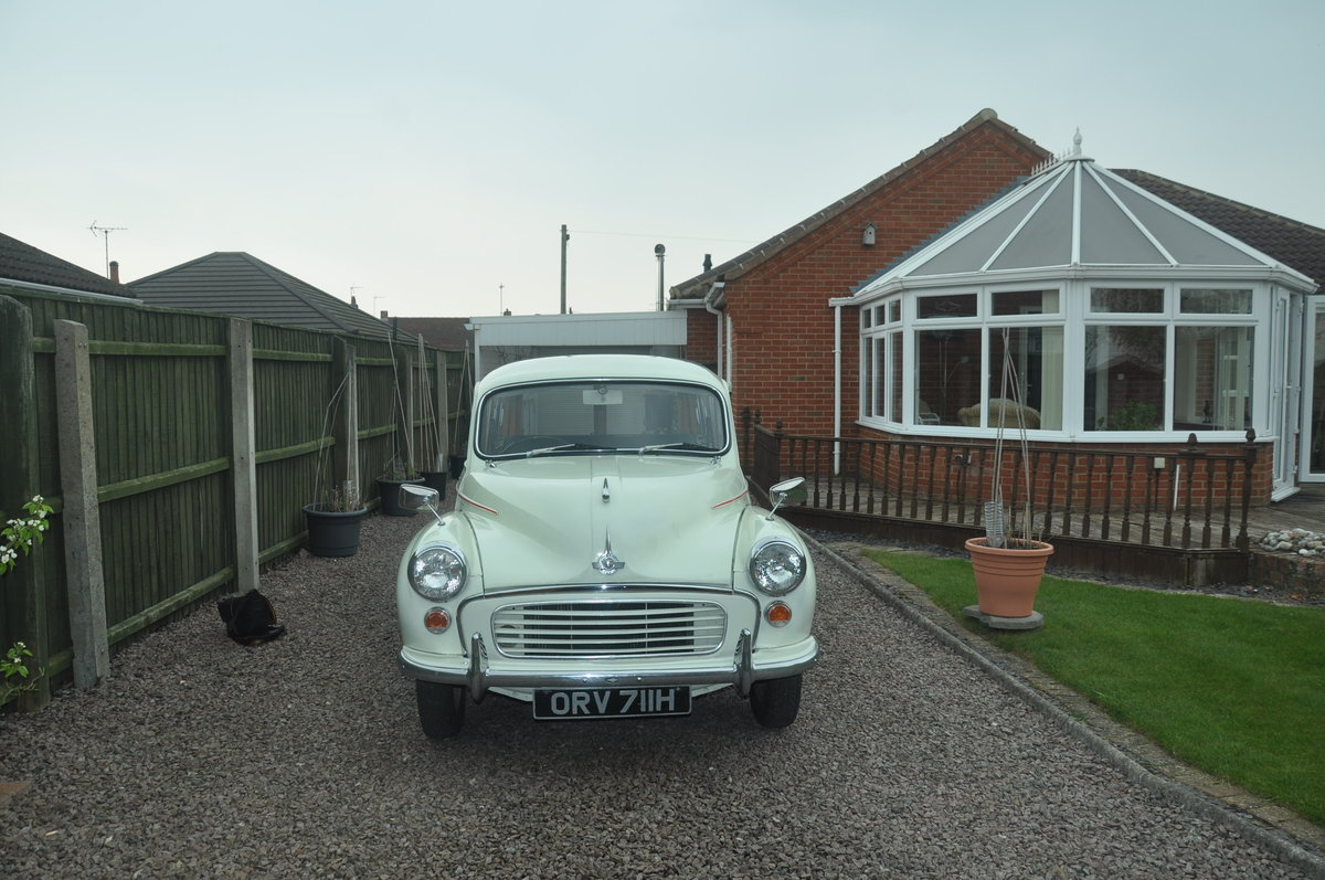 1970 For Sale : Morris Traveller For Sale (picture 5 of 6)