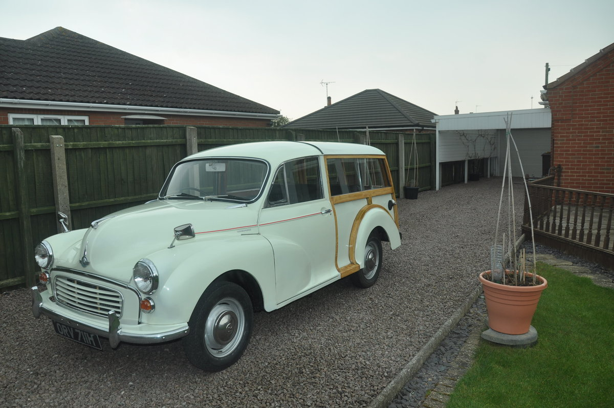 1970 For Sale : Morris Traveller For Sale (picture 6 of 6)