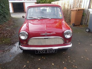 1960 Early Mini in very original, good condition. For Sale