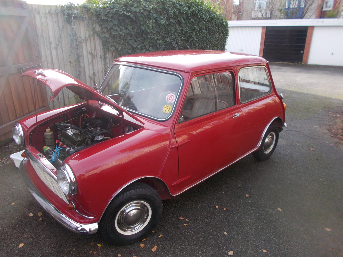 1960 Early Mini in very original, good condition. For Sale (picture 2 of 5)
