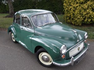 1966 Morris Minor For Sale