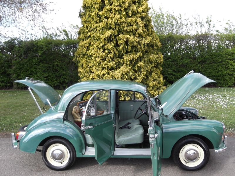 1966 Morris Minor SOLD (picture 6 of 6)