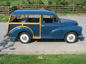 1968 BEAUTIFUL MORRIS TRAVELLER FOR SALE For Sale