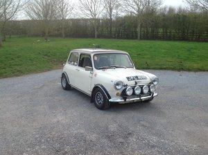 1967 Morris Mini Cooper mk1 rally car For Sale