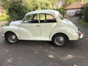 1970 Morris minor 1000 2 door saloon For Sale