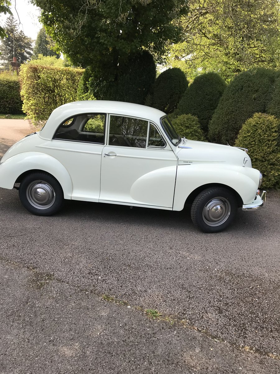 1970 Morris minor 1000 2 door saloon For Sale (picture 2 of 6)