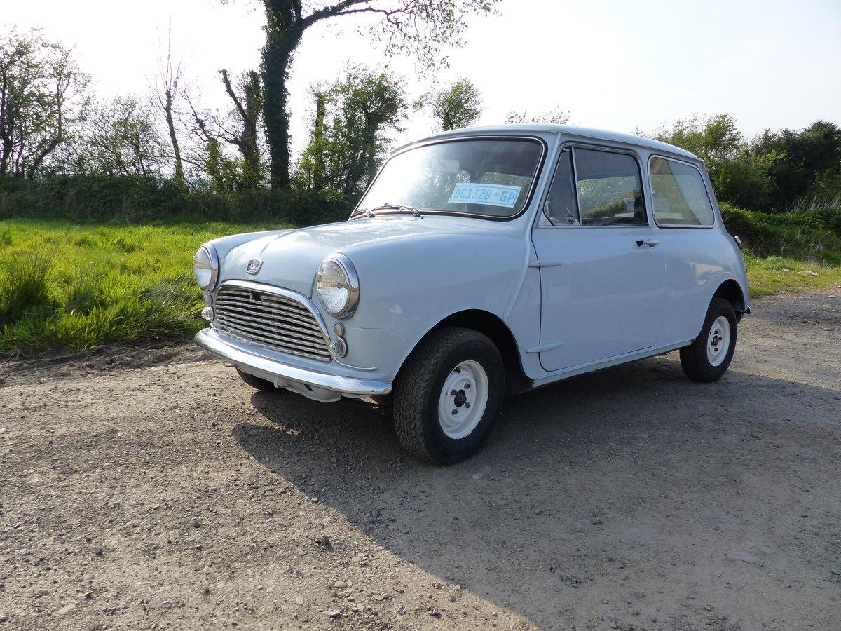 1967 Austin / Morris Mini Mk1 1000 For Sale (picture 1 of 6)