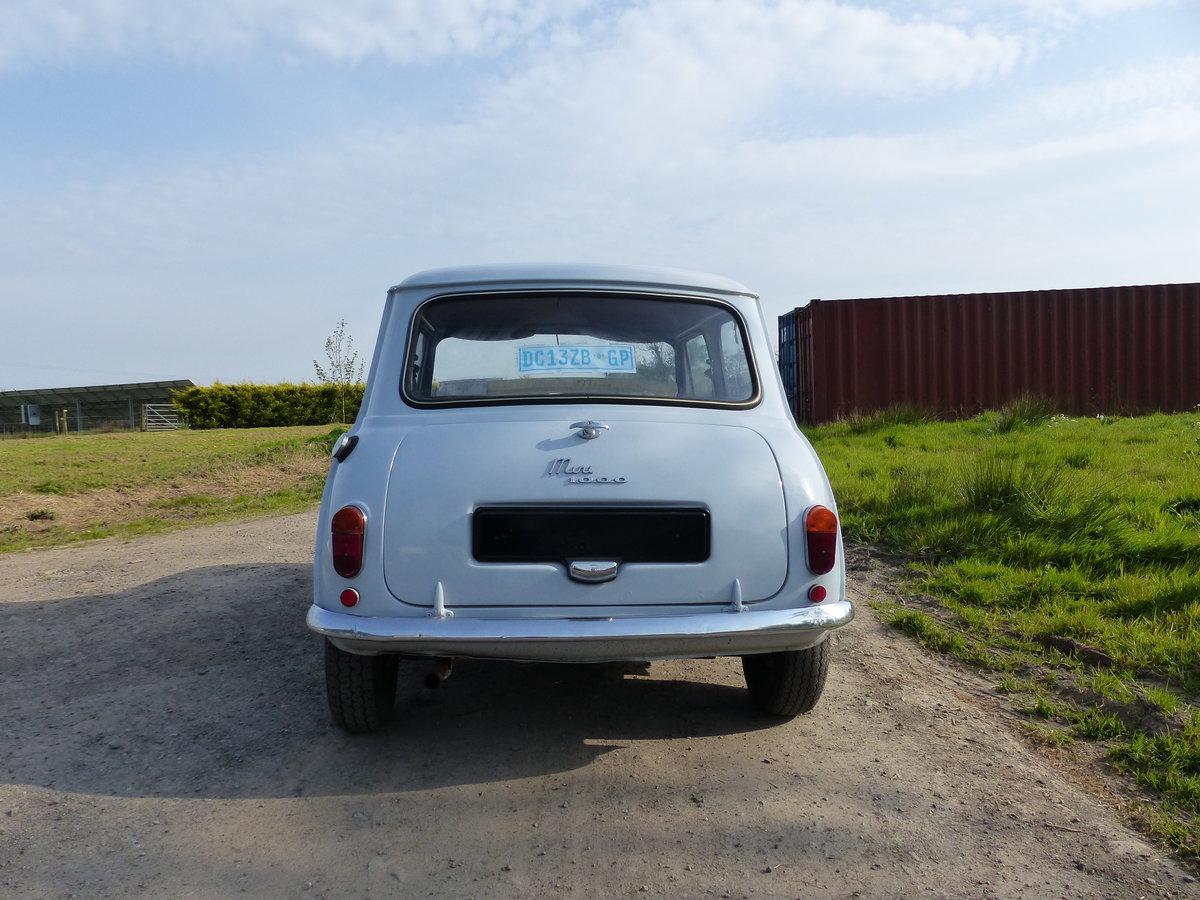 1967 Austin / Morris Mini Mk1 1000 For Sale (picture 3 of 6)