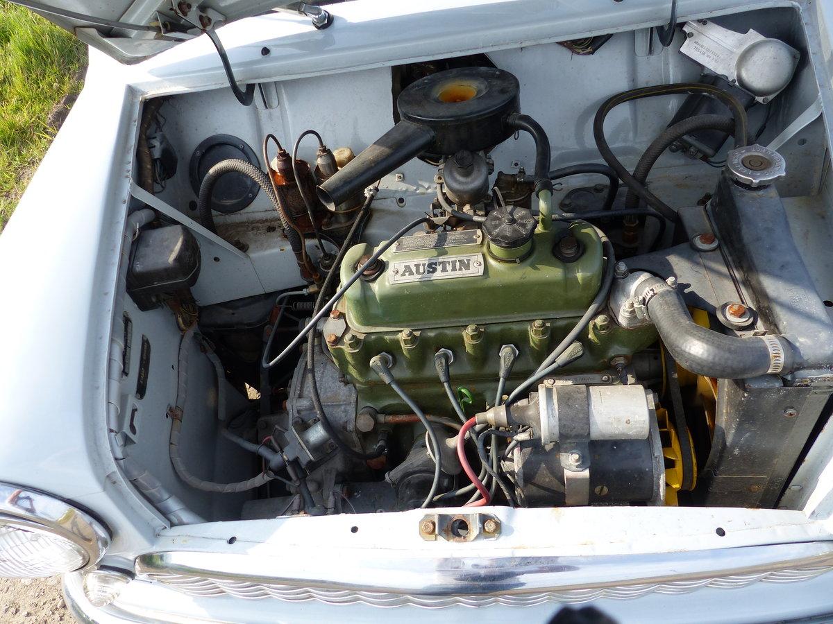 1967 Austin / Morris Mini Mk1 1000 For Sale (picture 6 of 6)