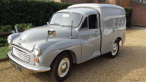 Morris Minor Van 1971 For Sale