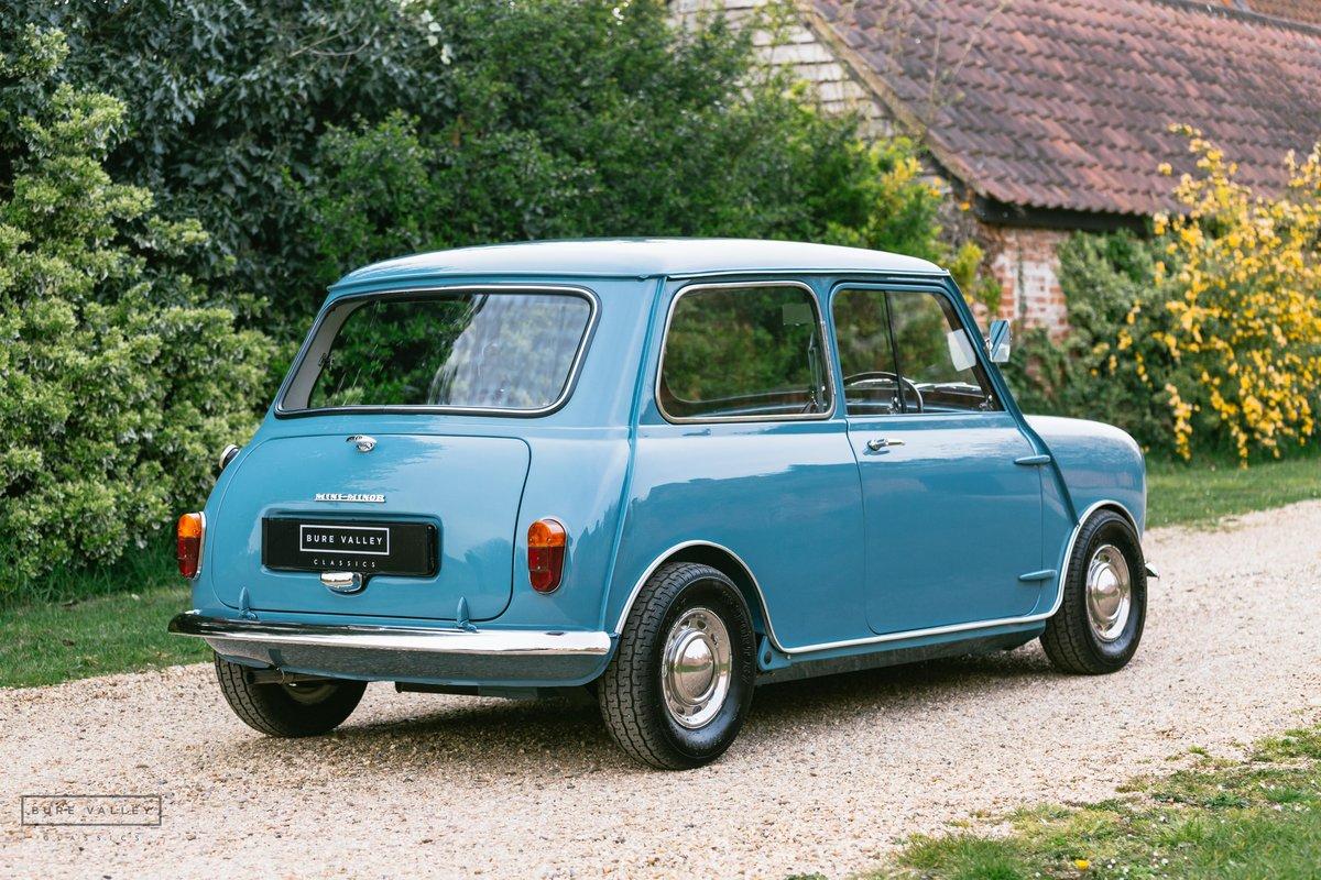 1960 Morris Mini-Minor 850 SOLD (picture 2 of 6)