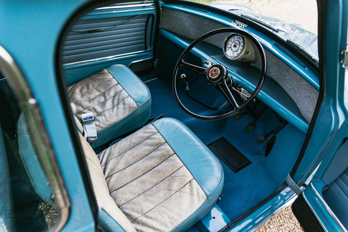 1960 Morris Mini-Minor 850 SOLD (picture 4 of 6)